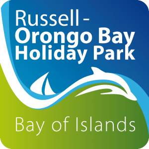 Orongo Bay Holiday Park logo